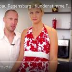 schlüsselfertiger Massivhausbau Regensburg - Hilpl Wagner Bau GmbH - Kundenstimme
