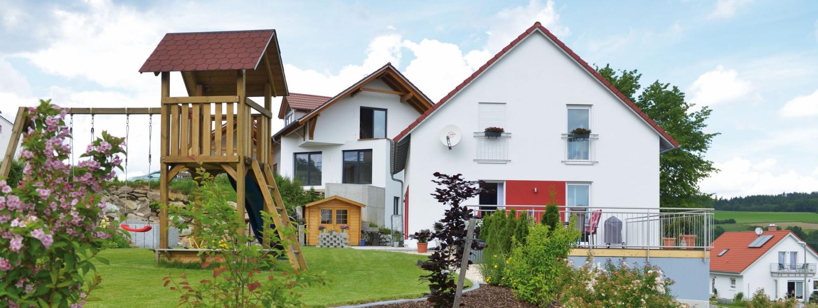Junge Familie - Hilpl Wagner Bau