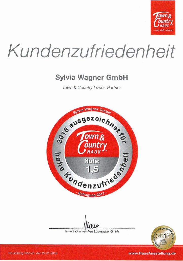 Sylvia Wagner GmbH-Kundenzufriedenheit-Town-Country