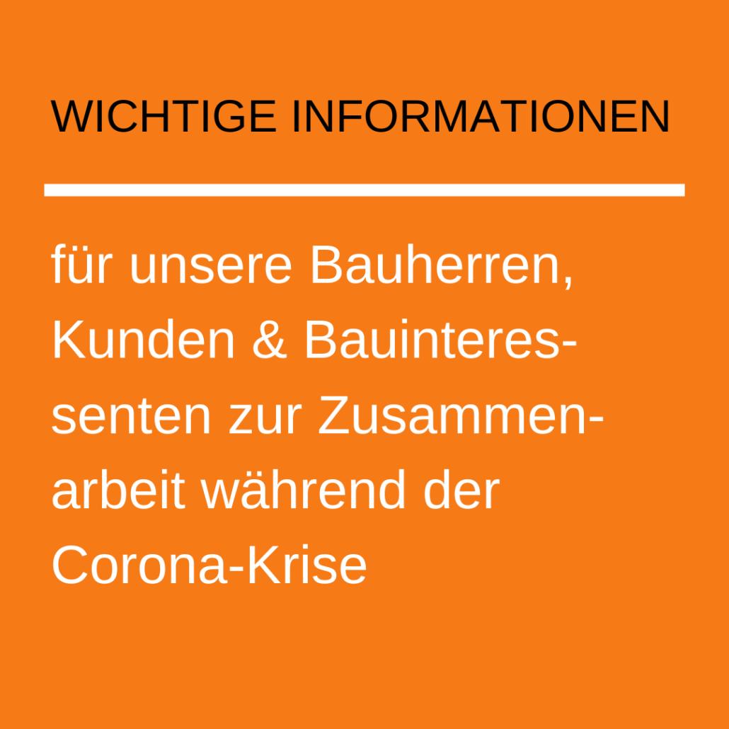 Hilpl-Wagner Bau GmbH-Corona Krise