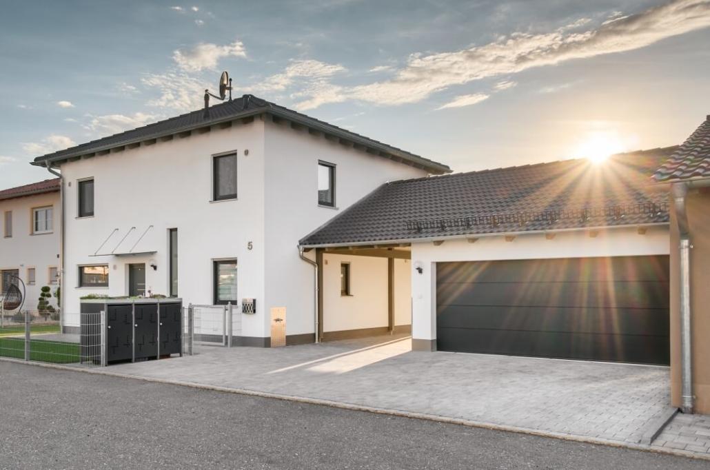 Hilpl-Wagner Bau-Town Country Haus-Musterhaus-Flair Haus-Massivhaus-schluesselfertiger Hausbau