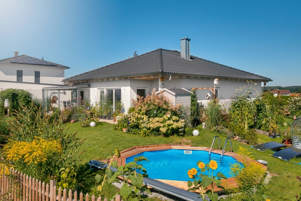 Bungalow Town Country - Hilpl-Wagner Bau